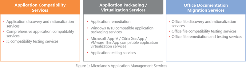 Application Management Sercices