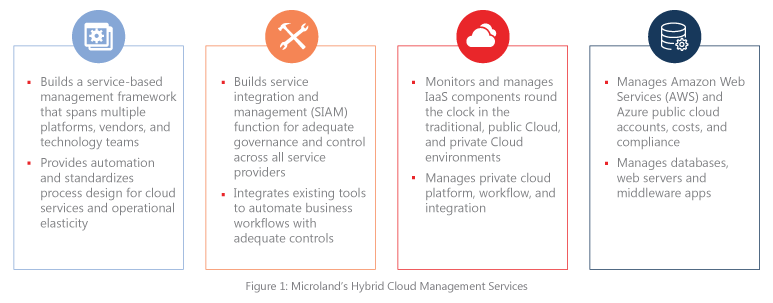Hybrid IT Management Services