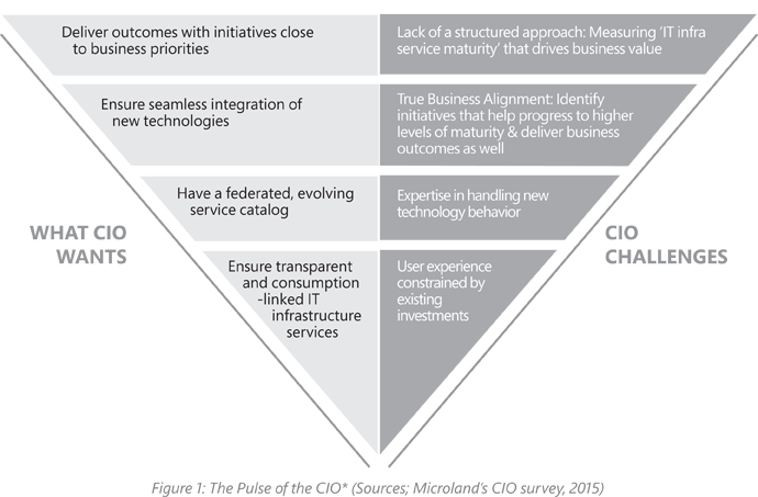 Pulse of CIO
